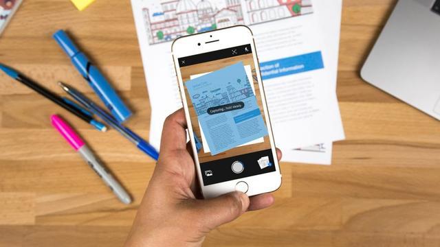 Nieuwe app Adobe Scan maakt gescande documenten doorzoekbaar