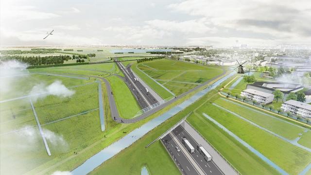 'Verdwenen miljoen inpassingsgeld Rijnlandroute leidt niet tot problemen'
