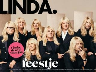 Blad Linda de Mol bestaat vijftien jaar