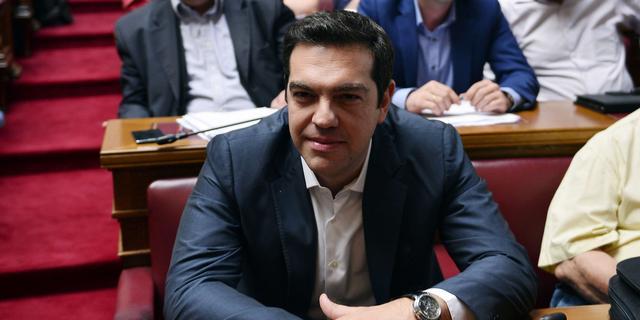 Grieks parlement stemt met ruime meerderheid in met noodpakket