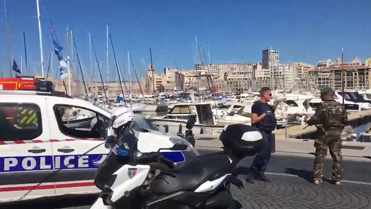 Politie zet straat af na dodelijke aanrijding in Marseille