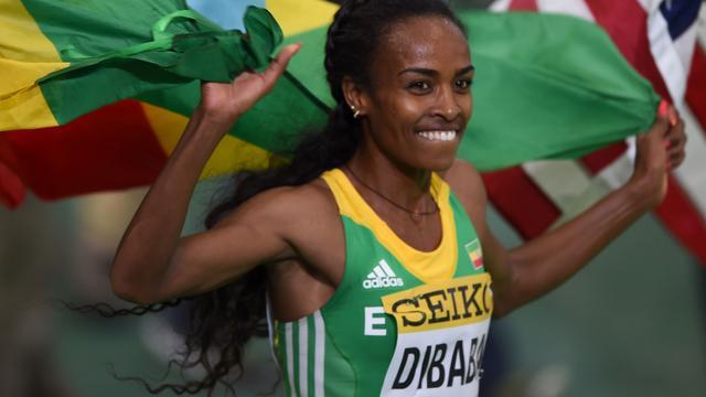 Trainer topatlete Dibaba opgepakt in dopingonderzoek