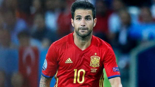Fàbregas en Morata niet bij Spaanse WK-selectie, Real hofleverancier