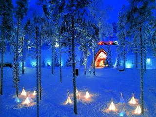 Trekpleister in Fins Lapland behoed voor een bankroet