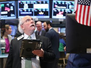 'En een technisch signaal dat onder de oppervlakte van de markt borrelt, kan meer pijn betekenen'
