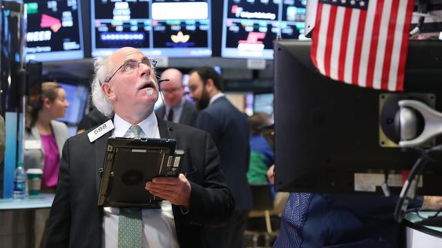 Stilte voor de storm op Wall Street