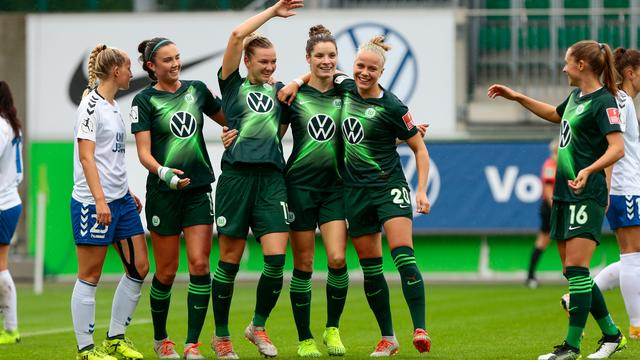 Ladies In Wolfsburg