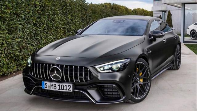 Meer dan twee ton voor nieuwe Porsche-concurrent Mercedes-AMG