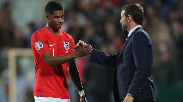 Southgate prijst houding van spelers Engeland na racisme in Bulgarije