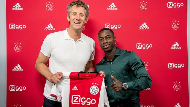 Promes zag drie maanden geleden transfer naar Ajax niet gebeuren