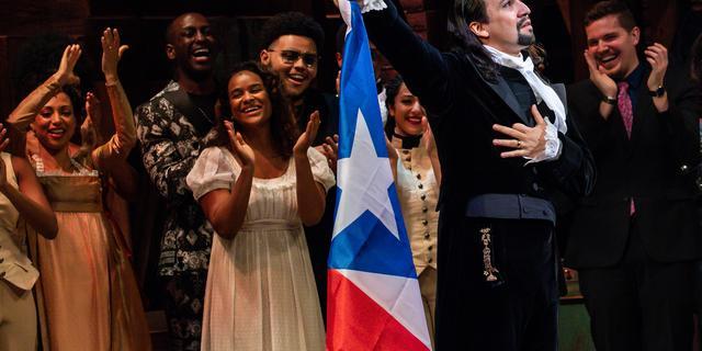 Disney brengt musical Hamilton wereldwijd naar bioscoop en Disney+