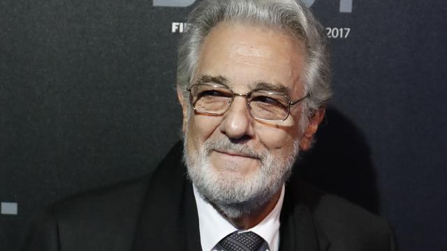 Twee concerten van in opspraak geraakte Plácido Domingo afgezegd