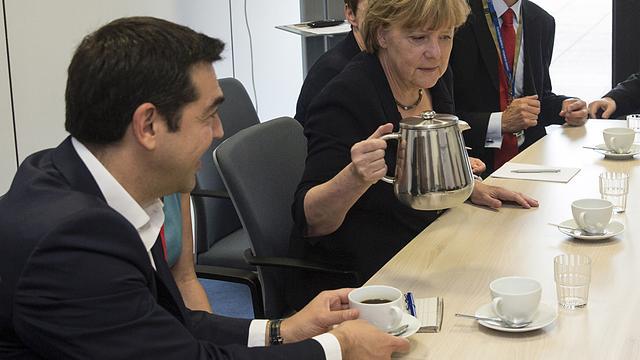 'Grieken vragen EU om tijdelijke oplossing voor maand juli'