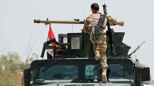 Zeker twintig doden bij aanslag op controlepost in Noord-Bagdad