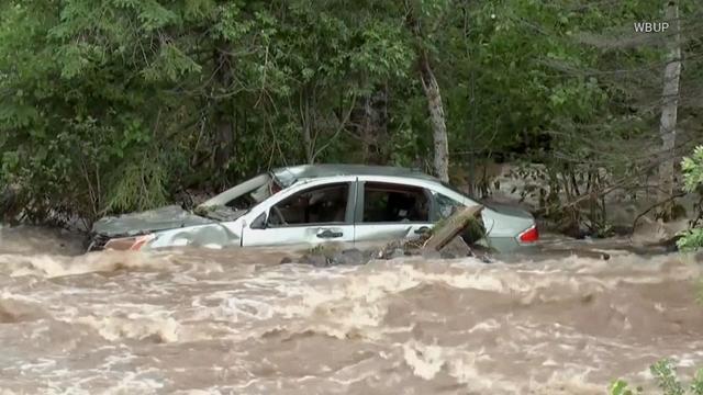 Delen van VS getroffen door dodelijke overstromingen