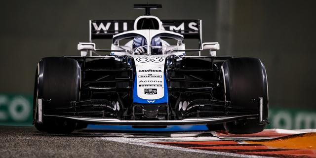 Williams wijzigt van koers en gaat meer onderdelen van Mercedes kopen