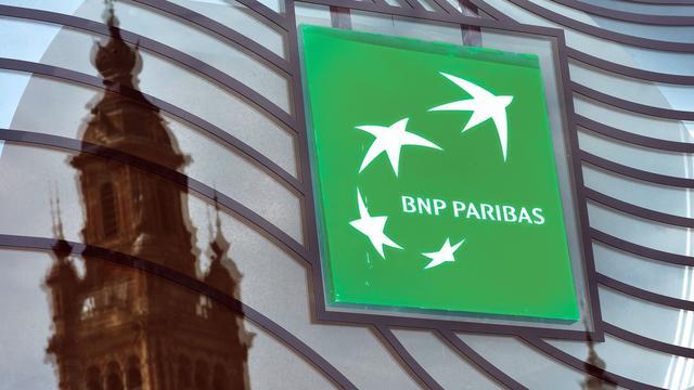 Flinke winstgroei voor Franse bank BNP Paribas