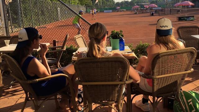 Nog zeven spelers in de race bij Open Leidse tenniskampioenschap