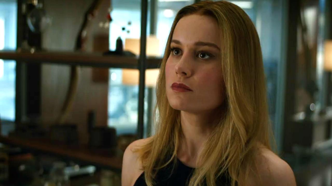 Captain Marvel te zien in nieuwe trailer Avengers: Endgame
