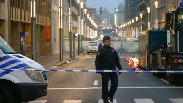 Metrostation Maalbeek maandag weer open na aanslag Brussel