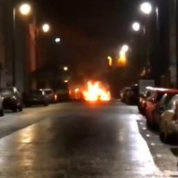 Mogelijk autobom afgegaan in Noord-Ierse Londonderry