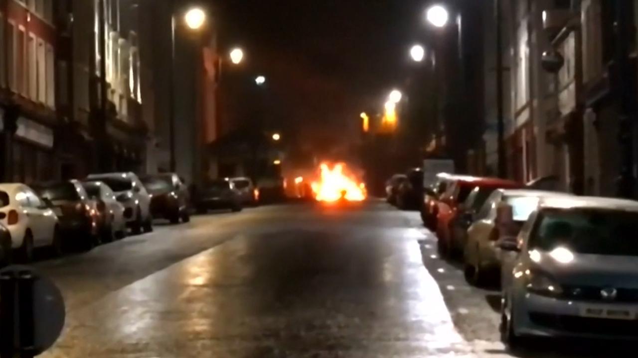 Autobom afgegaan in Noord-Ierse Londonderry