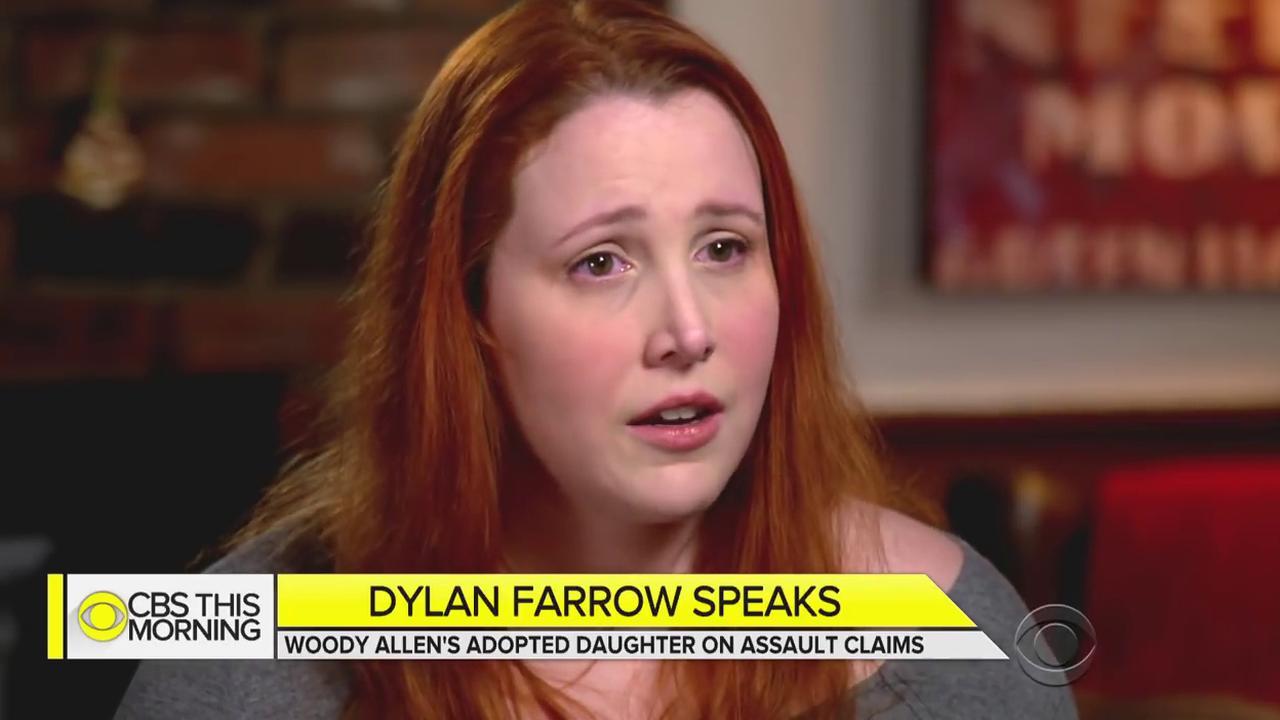 'Acteurs die met Woody Allen samenwerken houden zwijgcultuur in stand'