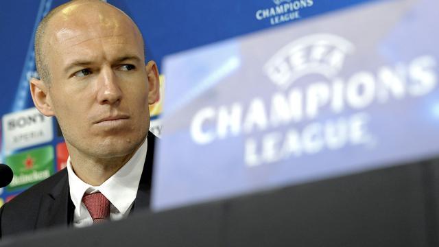 Robben hoopt zich meer te kunnen onderscheiden bij Bayern