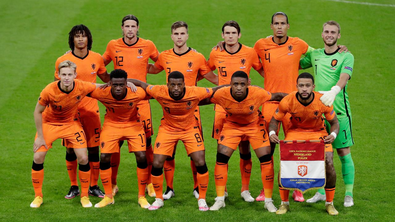 Dutch national team rises in place on FIFA world rankings and is thirteenth  - Teller Report