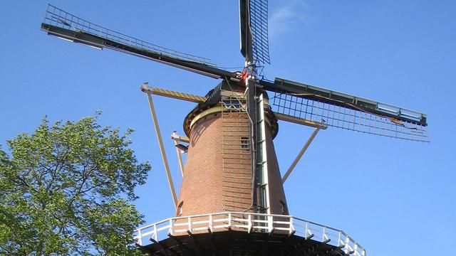 Bijna 10.000 euro voor nieuwe fokken op molen Oud-Vossemeer