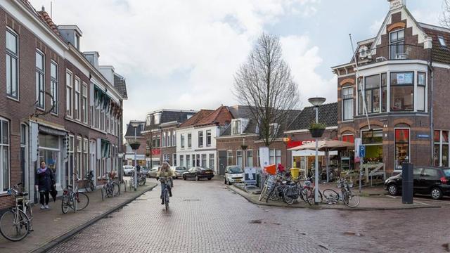 Huurprijzen Leiden eerste kwartaal gestegen met 8 procent