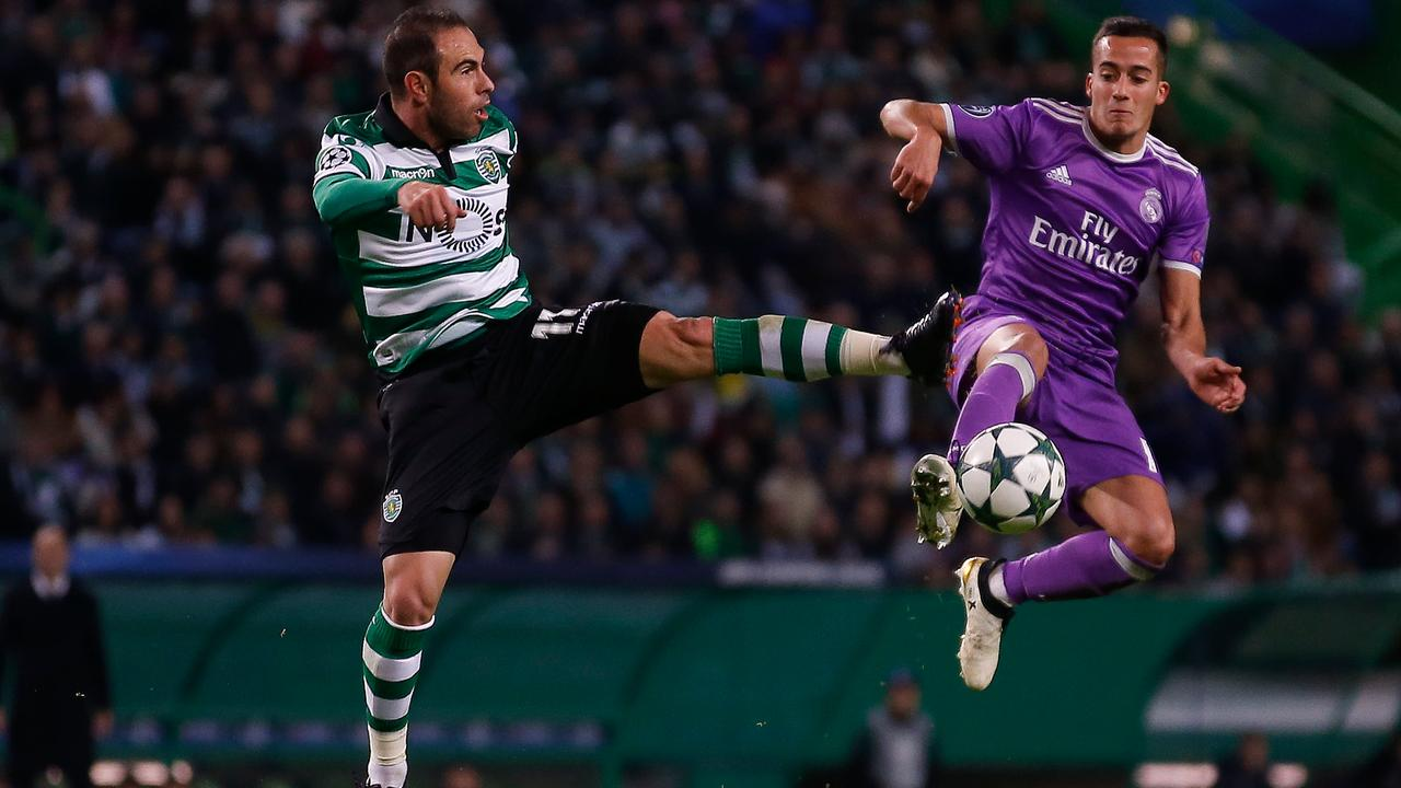 Samenvatting Sporting Lissabon-Real Madrid (1-2)
