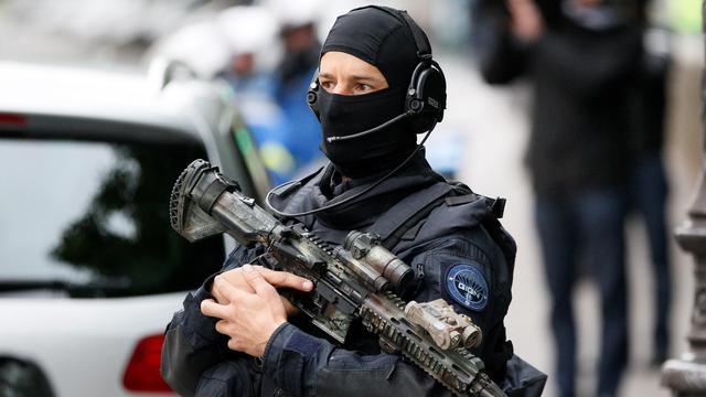 Franse politie arresteert twee verdachten voor voorbereiden aanslagen
