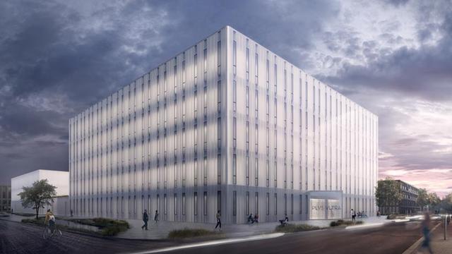 Zernike Campus in Groningen krijgt in 2021 nieuw innovatief gebouw