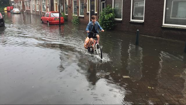 Schade aan woonhuizen door noodweer bedraagt 5 tot 10 miljoen euro
