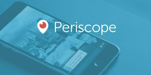Periscope laat gebruikers nu doorspoelen in opgeslagen streams