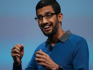 Amerikaanse overheid brengt privacy smartphonegebruikers in het geding, vindt Sundar Pichai