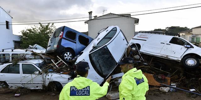 Nederlandse vrouw (80) omgekomen door noodweer op Mallorca