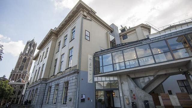 Eerste fase renovatie Utrechts stadhuis is ingegaan