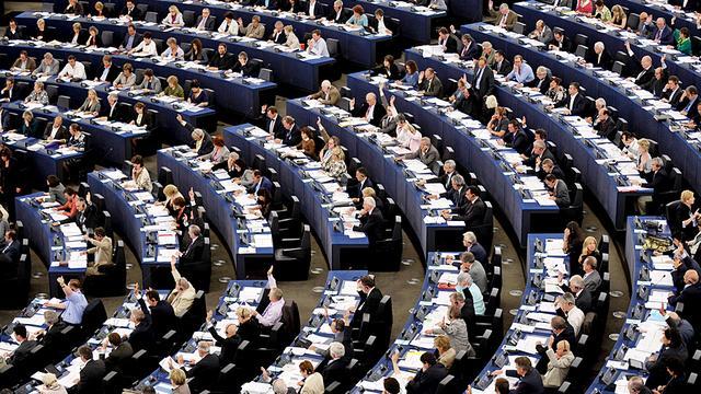 EU-parlement is bespioneren van burger zat