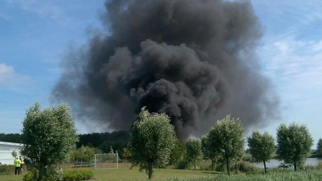 Bergingsoperatie neergestorte straaljager bij Leeuwarden gestart