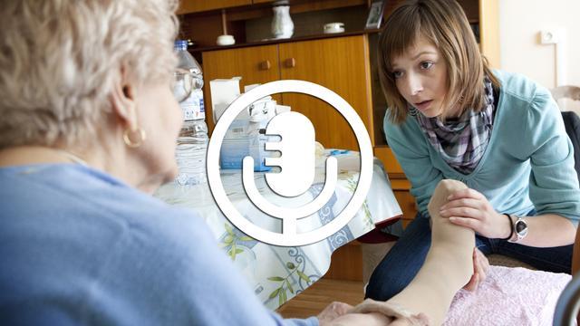 Werkdruk in de thuiszorg: 'Steeds weer iemand anders op bezoek'