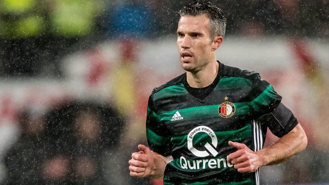 Vooruitblik Eredivisie: ADO favoriete tegenstander Van Persie