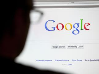Specifieke data gevonden in broncode Google