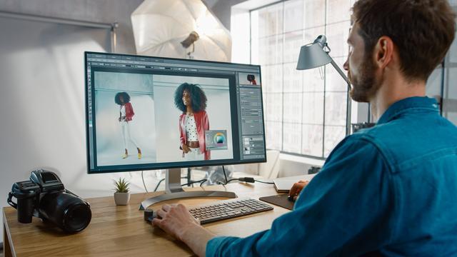 Bestel de cursusbundel: Bewerken in Photoshop nu van 69,90 voor 39,95 euro