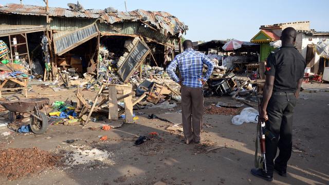 Opnieuw aanslagen in Nigeria