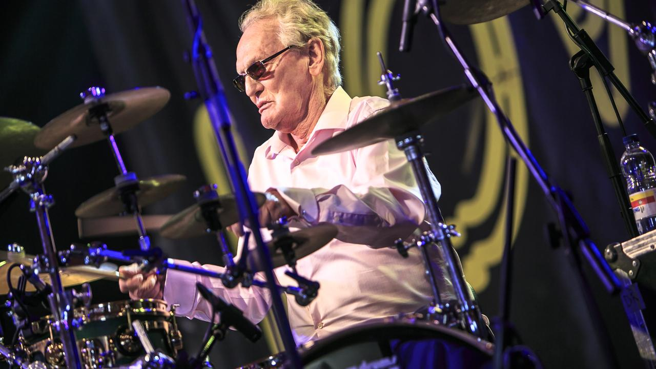 Teller Report  Cream drummer Ginger Baker in critical condition in hospital