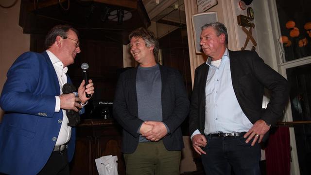 Tom Holswilder en Chris de Waard verkozen tot 'Leidenaar van het Jaar'