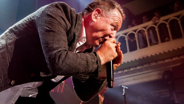 Jubileum voor Simple Minds in Paradiso