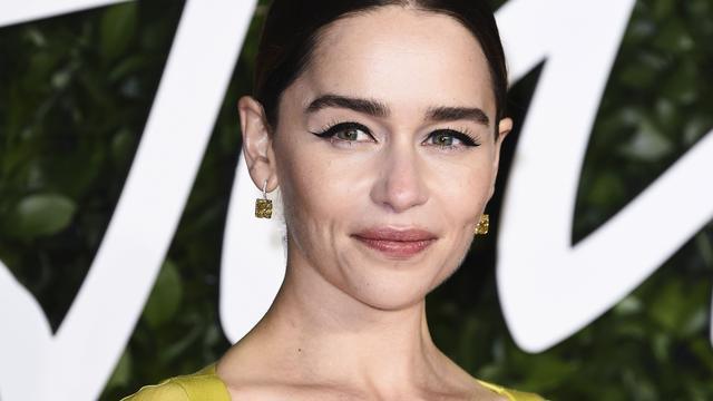 Emilia Clarke schrijft eerbetoon aan haar 'levensreddende' zorgverleners